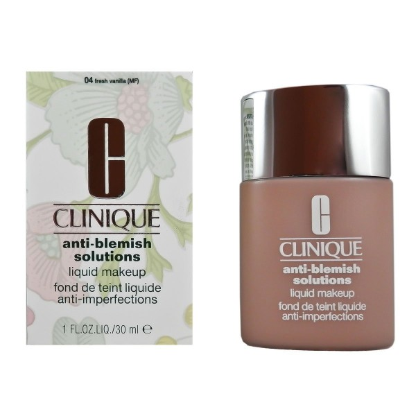 Clinique anti-blemish solutions liquid makeup 04 fresh vanilla