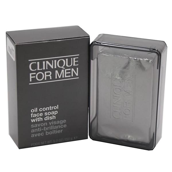 Clinique for men jabon facial oil-control