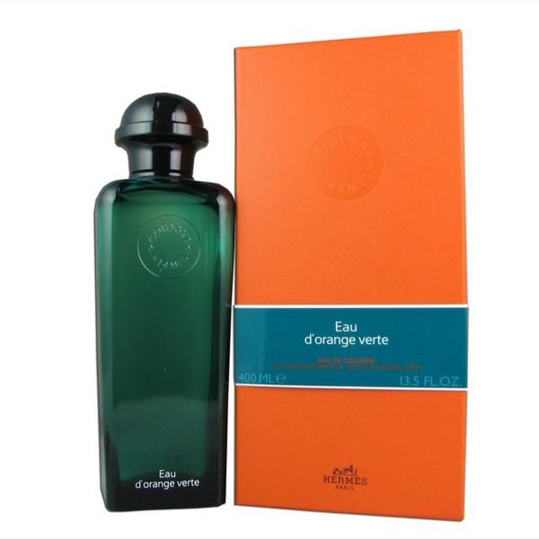 Hermes paris eau d'orange verte eau de cologne rellenable 50ml vaporizador