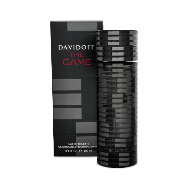Davidoff the game eau de toilette 100ml vaporizador
