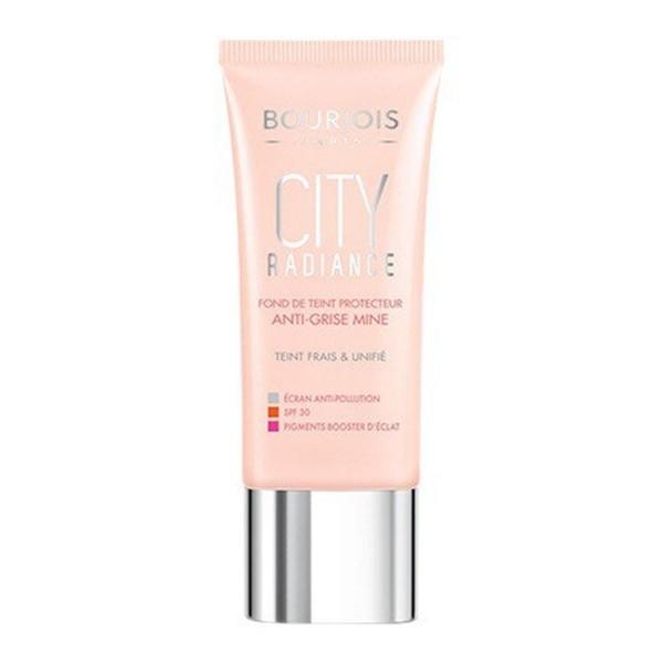 Bourjois city radiance skin protecting foundation spf30 nº34