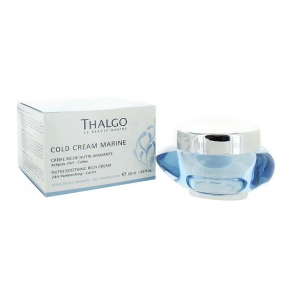 Thalgo cold cream marine crema rica multi-soothing 50ml