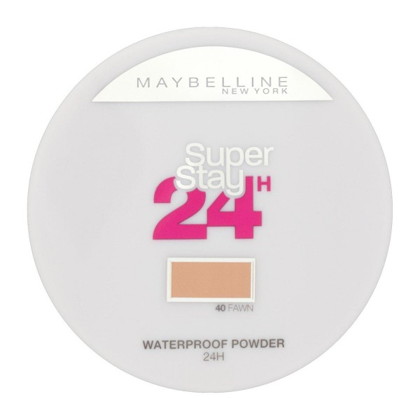 Maybelline superstay 24h waterproof powder 40 fawn