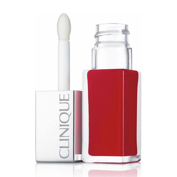Clinique pop lacquer lip colour&primer lava pop