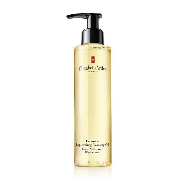 Elizabeth arden ceramide cleansing oil replenishing 200ml