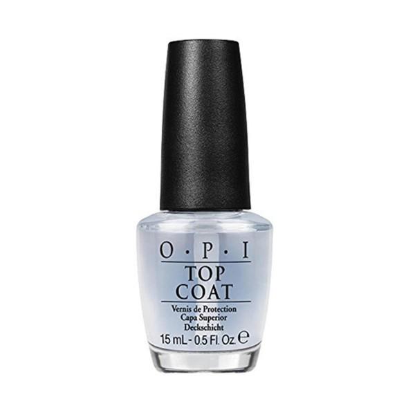 Opi nail top coat high-gloss protection ntt30