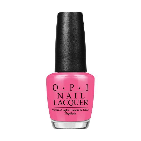 Opi nail laca de uñas nlm23 strawberry margarita
