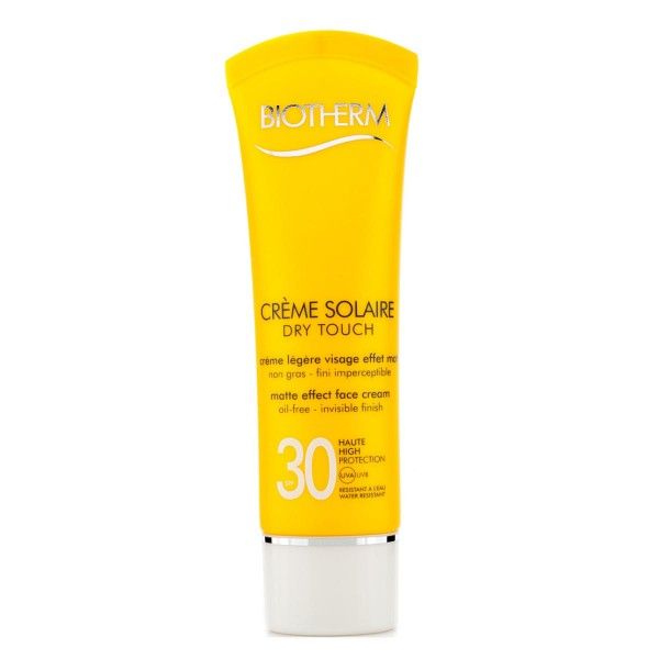 Biotherm creme solaire dry touch crema spf30 50ml
