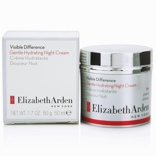 Elizabeth arden visible difference crema de noche piel seca 50ml