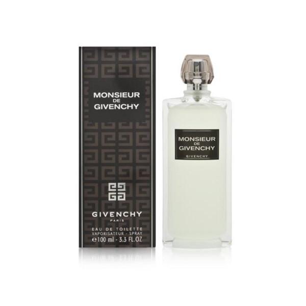 Givenchy monsieur eau de toilette 100ml vaporizador