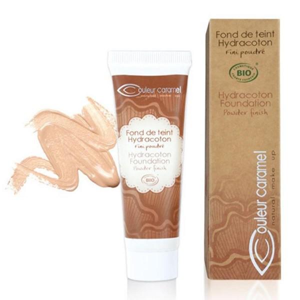 Couleur caramel hydracoton foundation base de maquillaje 12 natural