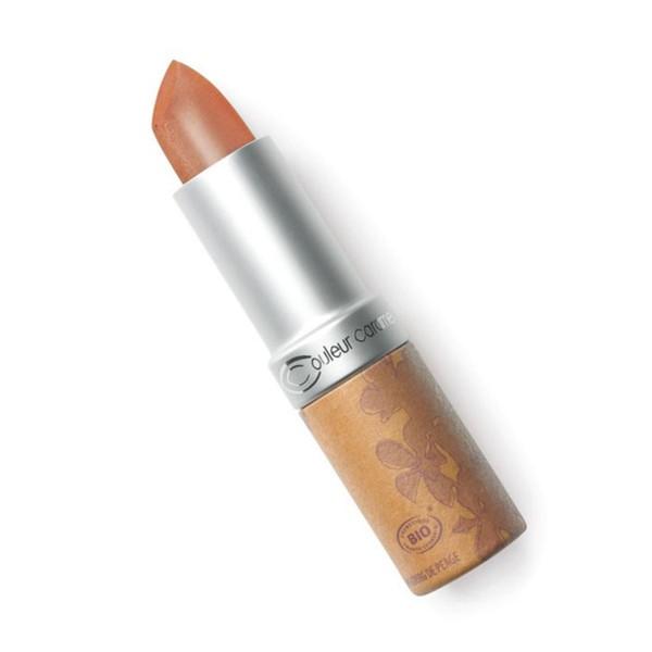 Couleur caramel rouge a levres glossy barra de labios 210 rosy brown