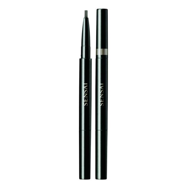 Kanebo sensai colours eyebrow pencil eb01 grayish brown