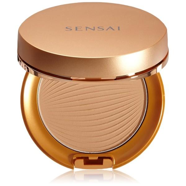 Kanebo sensai silky bronze anti ageing sun care compact spf30 sc03