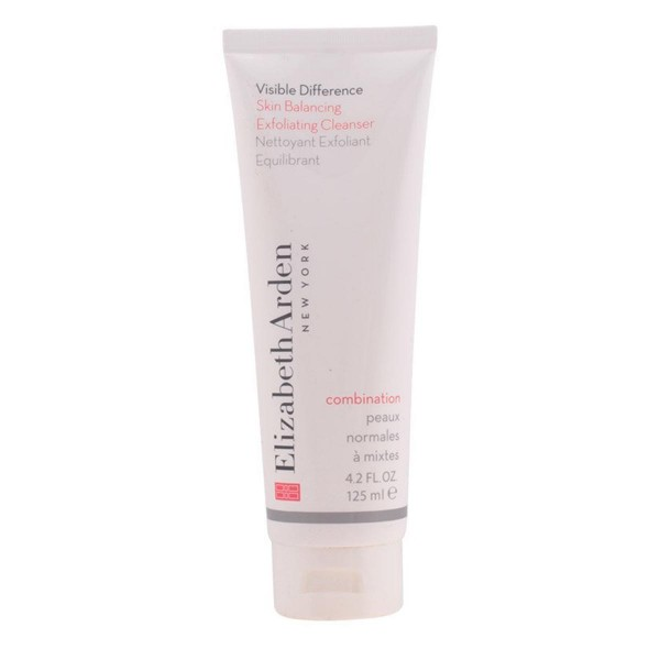 Elizabeth arden visible difference exfoliating cleanser skin balancing 150ml