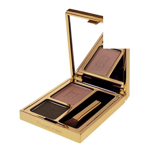 Elizabeth arden beautiful color sombra de ojos duo 401 classic khaki