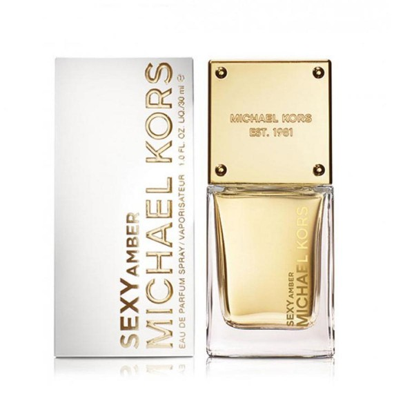 Michael kors sexy amber eau de parfum 30ml vaporizador