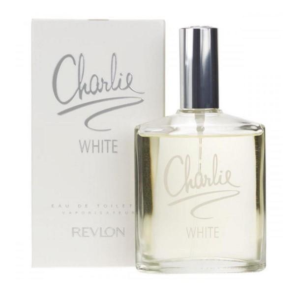 Charlie white revlon eau de toilette 100ml vaporizador