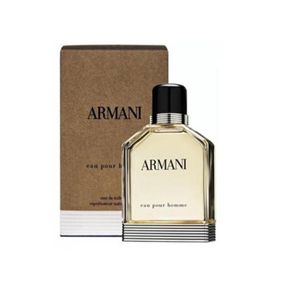 Giorgio armani armani eau de toilette eau pour homme 100ml vaporizador