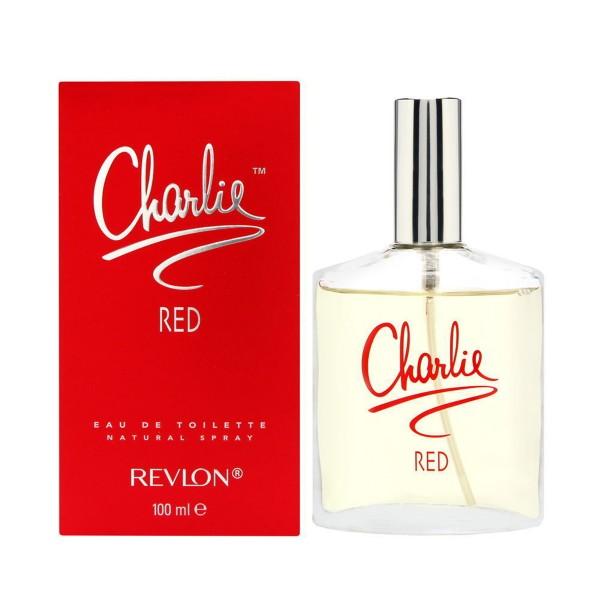 Charlie red woman eau de toilette 100ml vaporizador