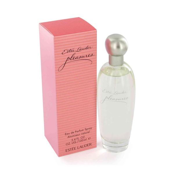 Estee lauder pleasures eau de parfum 100ml vaporizador