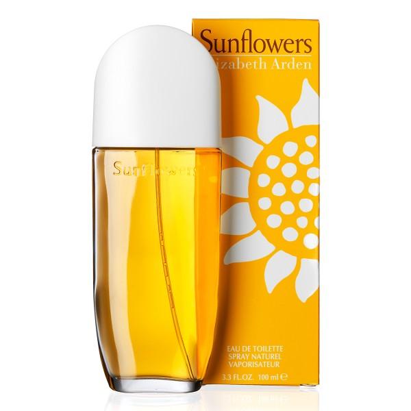 Elisabeth arden sunflowers eau de toilette 100ml vaporizador