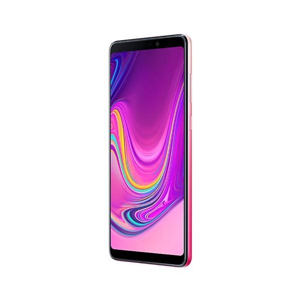 Samsung galaxy a9 rosa móvil 4g dual sim 6.3'' super amoled fhd+/8core/128gb/6gb ram/24mp+10mp+5mp+8mp/24mp