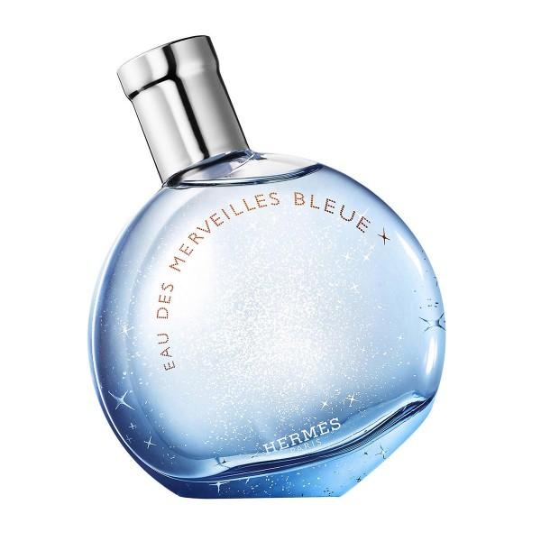 Hermes paris eau des merveilles bleue eau de toilette 30ml vaporizador