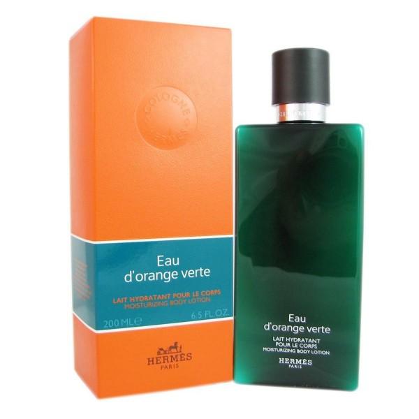 Hermes paris eau d'orange verte leche corporal 200ml