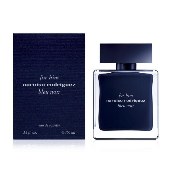 Narciso rodriguez for him bleu noir eau de toilette 100ml vaporizador