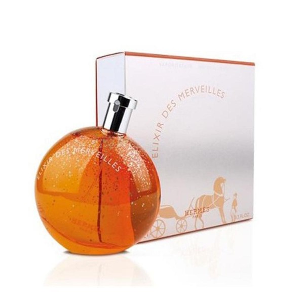 Hermes paris elixir des merveilles eau de parfum 30ml vaporizador