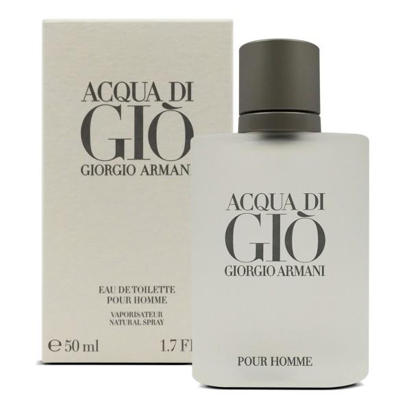 Giorgio armani acqua di gio eau de toilette 50ml vaporizador