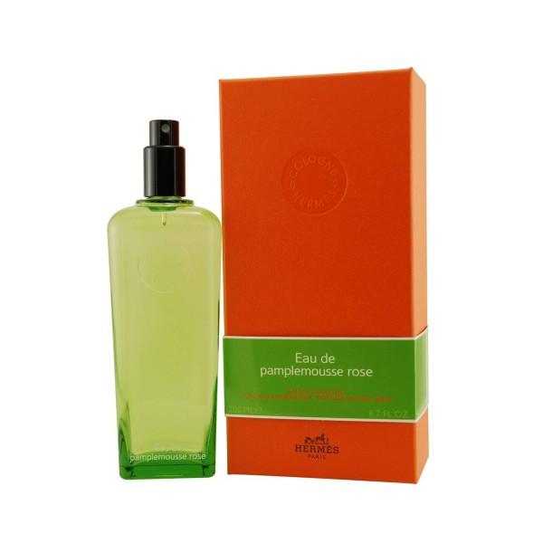 Hermes paris pamplemousse rose eau de cologne 200ml vaporizador