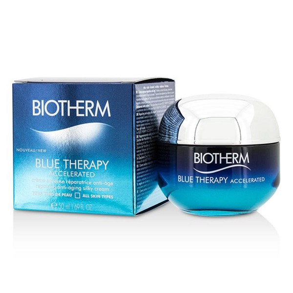 Biotherm blue therapy crema todo tipo de piel accelerated 50ml