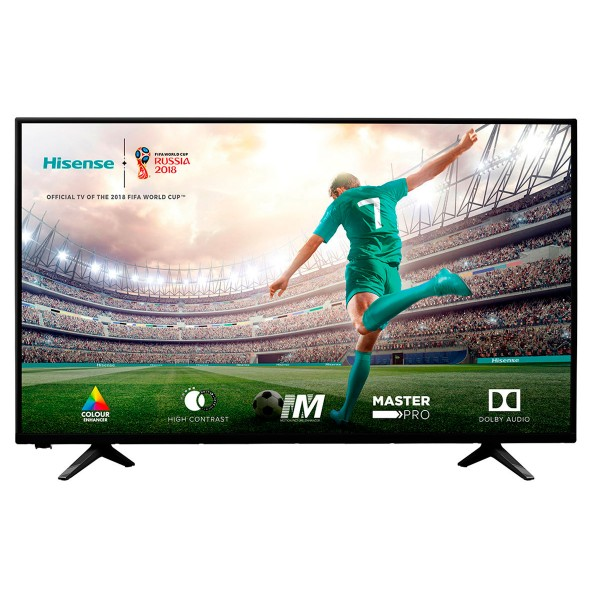 Hisense h39a5600 televisor 39'' lcd direct led full hd 700hz smart tv wifi hdmi usb reproductor multimedia