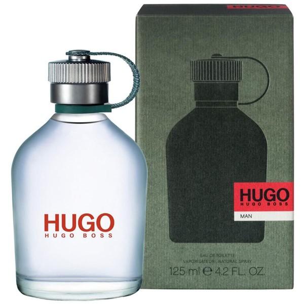 Hugo boss hugo eau de toilette man 125ml vaporizador