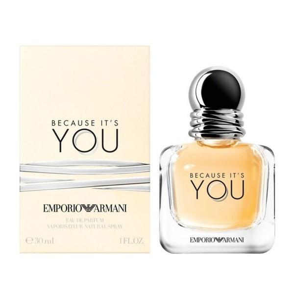 Giorgio armani because it's you eau de parfum 30ml vaporizador