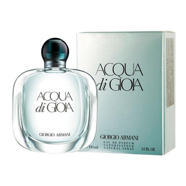 Giorgio armani acqua di gioia eau de parfum 100ml vaporizador