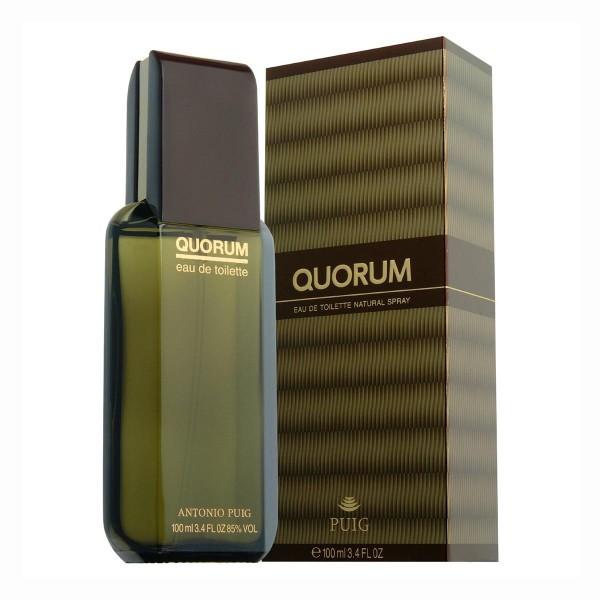 Quorum quorum eau de toilette 100ml vaporizador