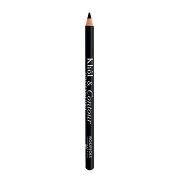 Bourjois khol & contour sharpener eyepencil 001 noir-issime + sacapuntas 1u