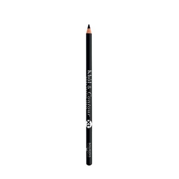 Bourjois khol & contour extra longue tenue eyepencil xl 001 noir-issime