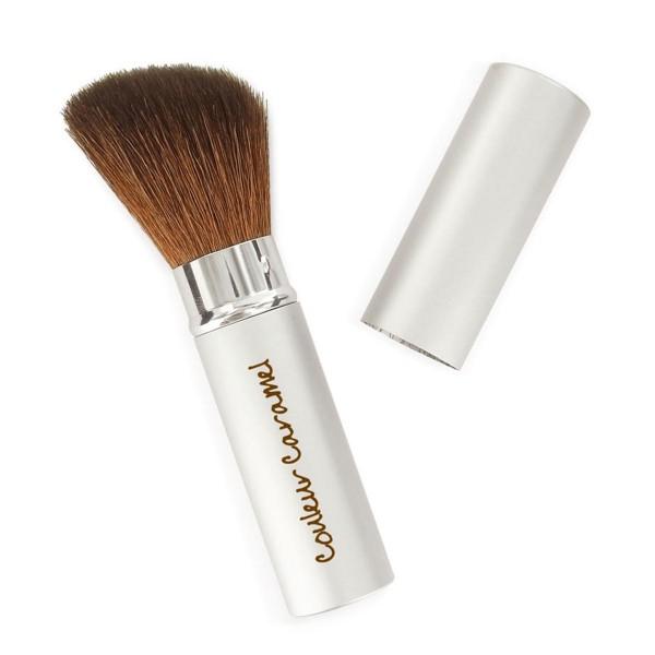 Couleur caramel pinceau retractable retractable polvos brush 3