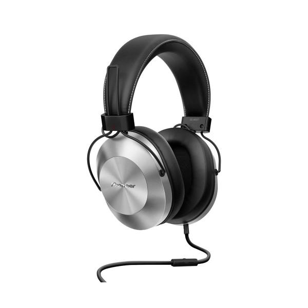 Pioneer se-ms5t plata auriculares audio de alta calidad con micrófono powerbass diseño en aluminio