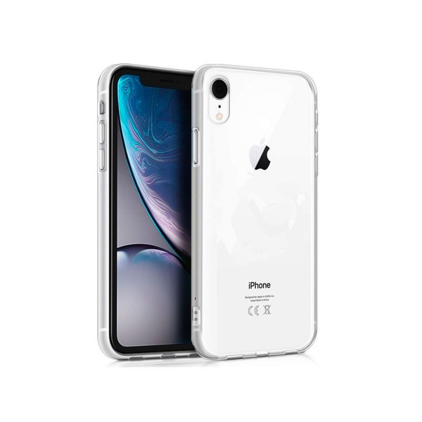 Jc carcasa transparente apple iphone xr