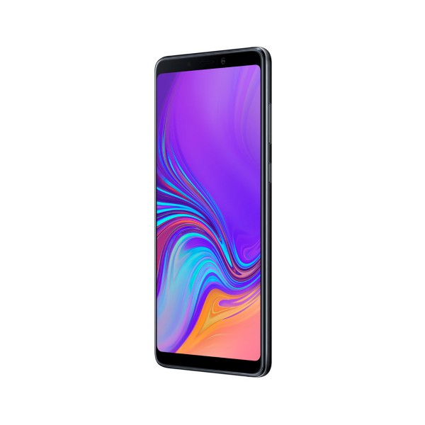 Samsung galaxy a9 negro móvil 4g dual sim 6.3'' super amoled fhd+/8core/128gb/6gb ram/24mp+10mp+5mp+8mp/24mp