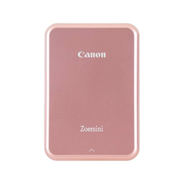 Canon zoemini pv-123 oro rosa mini impresora bluetooth