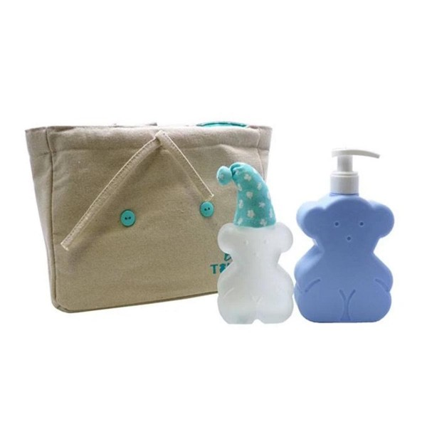 Tous my first toy bag eau de cologne 100ml vaporizador + body lotion 250ml + juguete 1u