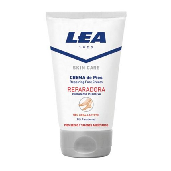 Lea skin care crema de pies urea reparadora 125ml