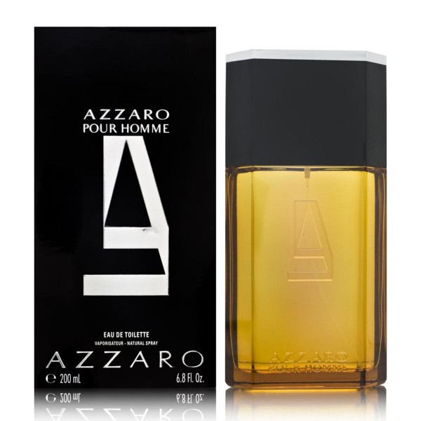 Loris azzaro azzaro eau de toilette pour homme 50ml vaporizador