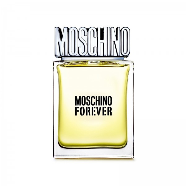 Moschino forever eau de toilette men 50ml vaporizador